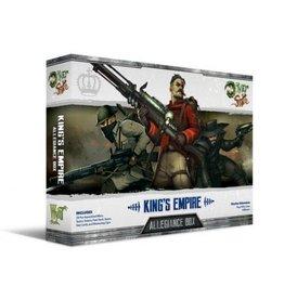 TOS - Miniaturen King's Empire Allegiance Box - Charles Edmonton