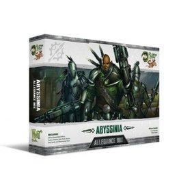 TOS - Miniaturen Abyssinia Allegiance Box - Prince Unathi