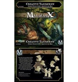 WYR - Malifaux Miniaturen Creative Taxidermy