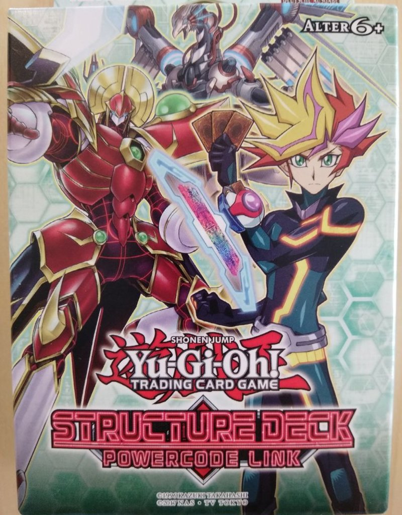 YGO - Structure Deck YGO - Structure Deck - Powercode Link - DE