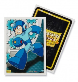 DS - Standard Sleeves Dragon Shield Classic Art Sleeves - Mega Man Standard (100 Sleeves)