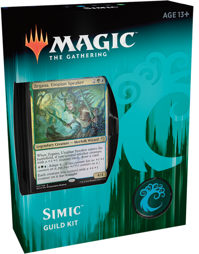 MTG - Ravnica MTG - Ravnica Allegiance Guild Kit Simic - EN