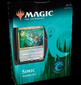 MTG - Ravnica MTG - Ravnica Allegiance Guild Kit Simic - DE