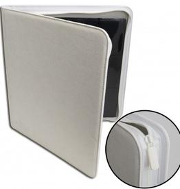 BF - Zubehör Blackfire 12-Pocket Premium Zip-Album - White