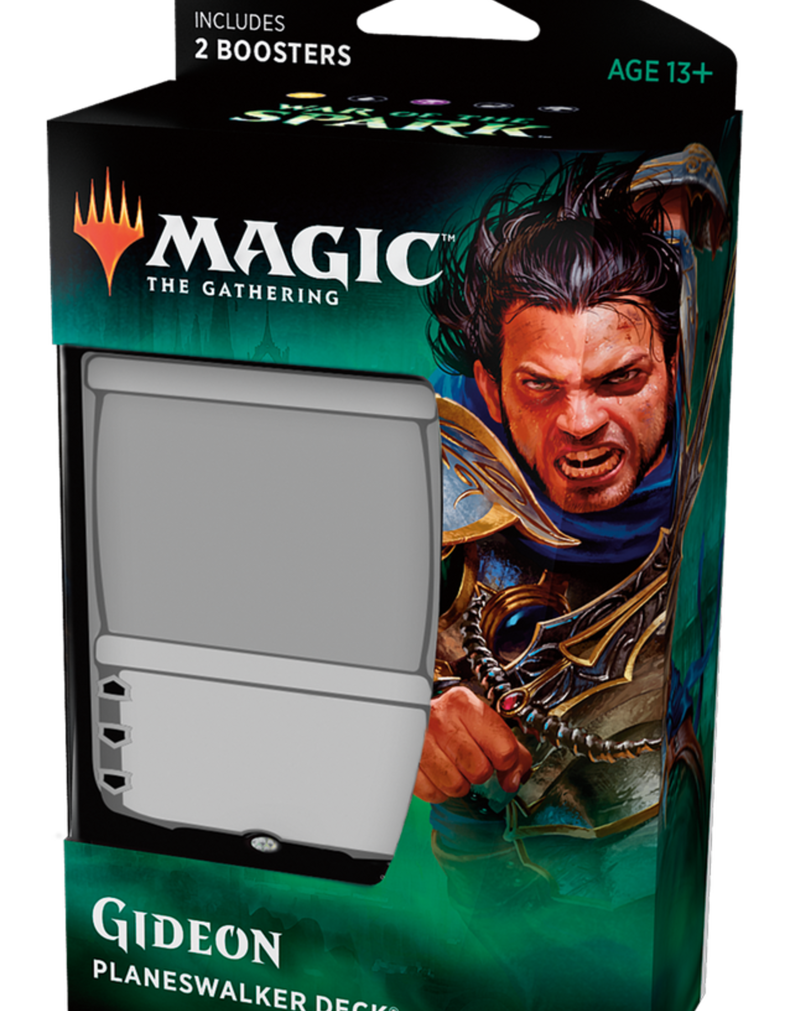 MTG - Ravnica MTG - War of the Spark Planeswalker Deck Gideon - EN