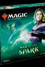 MTG - Ravnica MTG - War of the Spark Bundle - EN