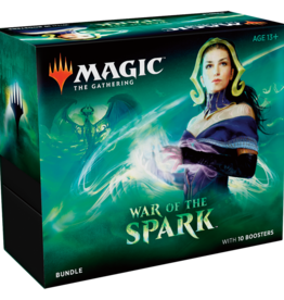 MTG - Ravnica MTG - War of the Spark Bundle - EN