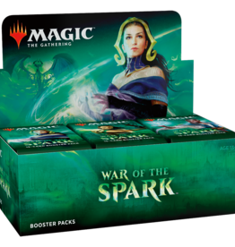 MTG - Ravnica MTG - War of the Spark Booster Display (36 Packs) - DE