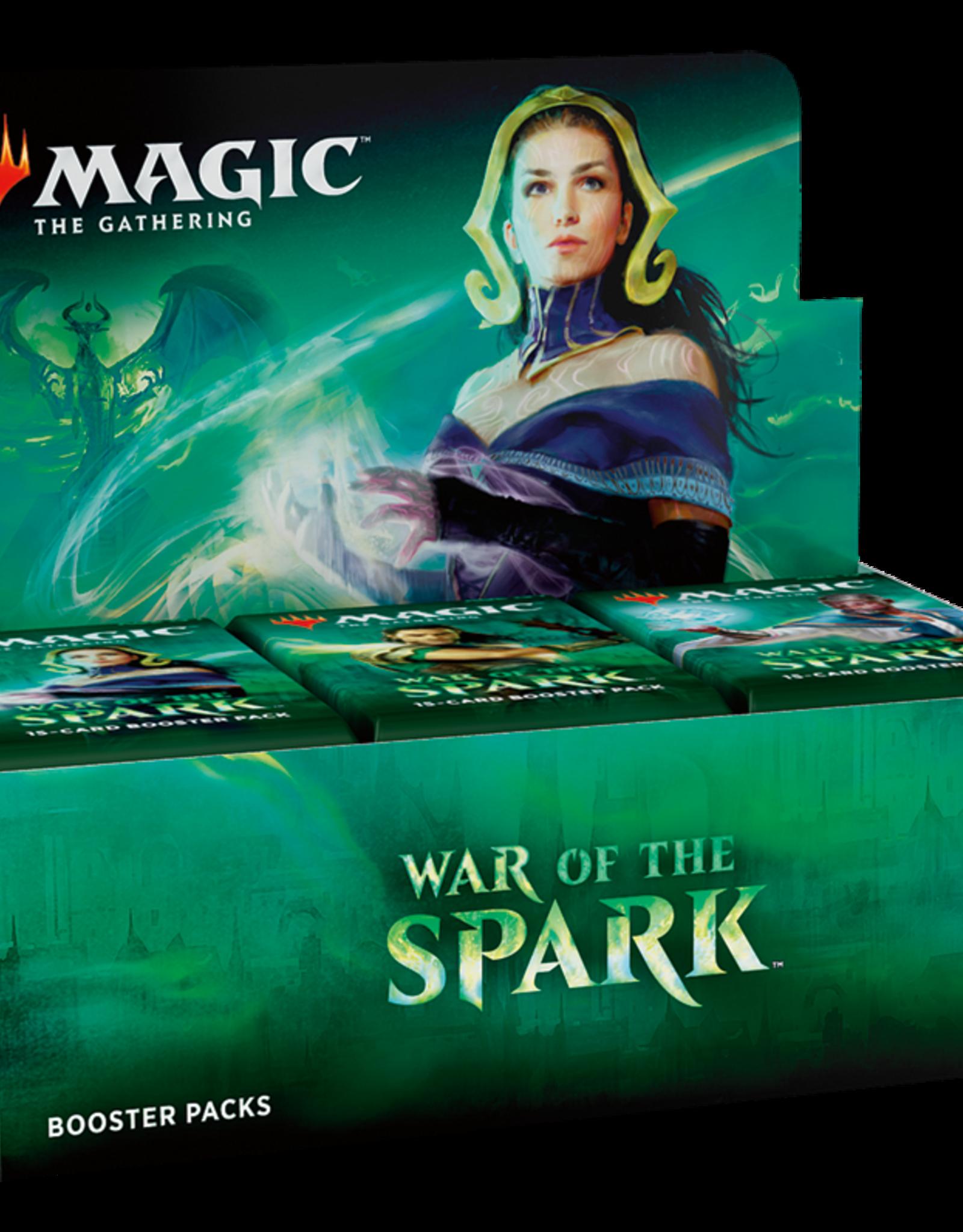 MTG - Ravnica MTG - War of the Spark Booster Display (36 Packs) - EN