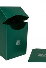BF - Zubehör Blackfire Deck Holder Vertical - for 80+ Cards - Green