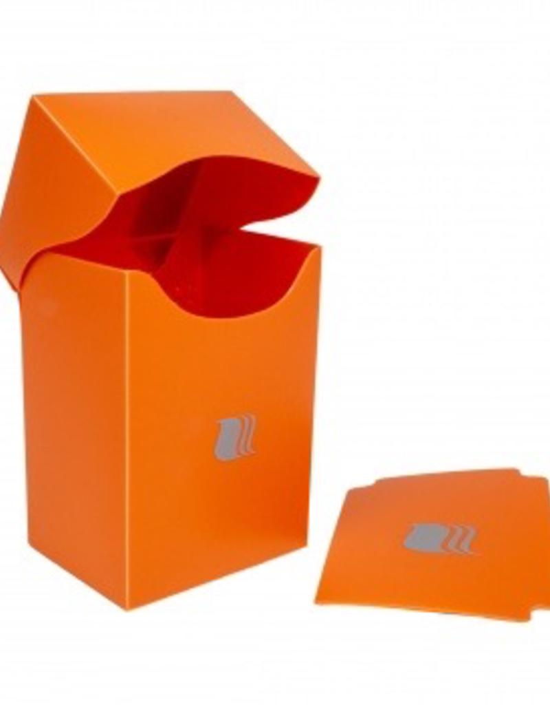 BF - Zubehör Blackfire Deck Holder Vertical - for 80+ Cards - Orange