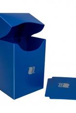 BF - Zubehör Blackfire Deck Holder Vertical - for 80+ Cards - Blue