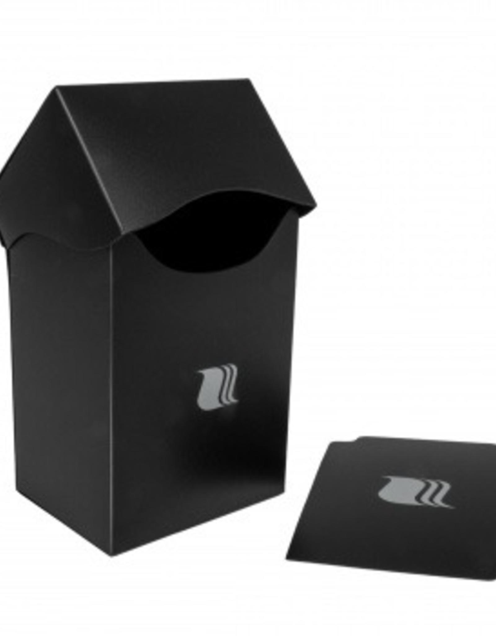 BF - Zubehör Blackfire Deck Holder Vertical - for 80+ Cards - Black