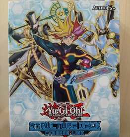 YGO - Structure Deck YGO - Structure Deck - Cyberse Link - DE
