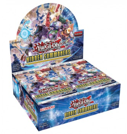 YGO - Zwischenset YGO - Hidden Summoners - Booster Display (24 Packs) - DE