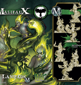 WYR - Malifaux Miniaturen Lampads (box of 3)