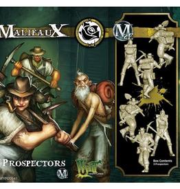 WYR - Malifaux Miniaturen Prospector