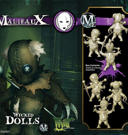 WYR - Malifaux Miniaturen Wicked Doll (3)