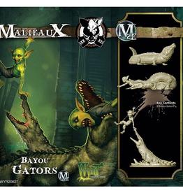 WYR - Malifaux Miniaturen Bayou Gators