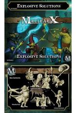 WYR - Malifaux Miniaturen Wong Crew - Explosive Solutions