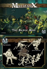 WYR - Malifaux Miniaturen Som'er Box Set - The Bayou Boss