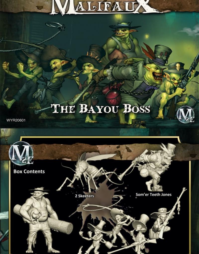WYR - Malifaux Miniaturen Som'er Box Set - The Bayou Boss