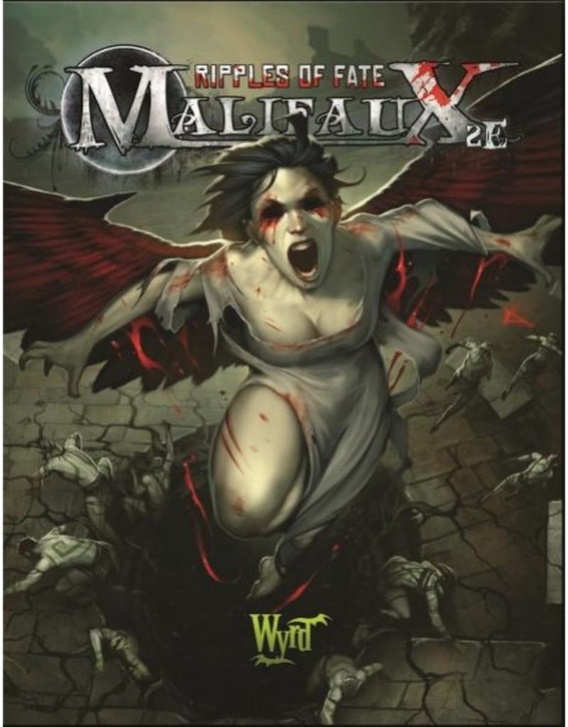 WYR - Malifaux Zubehör Malifaux - Ripples of Fate