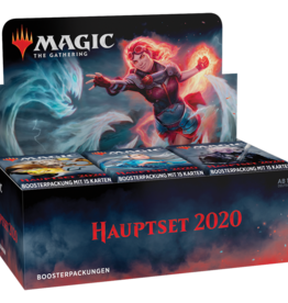 MTG - Core Set MTG - Core Set 2020 Booster Display (36 Packs) - DE