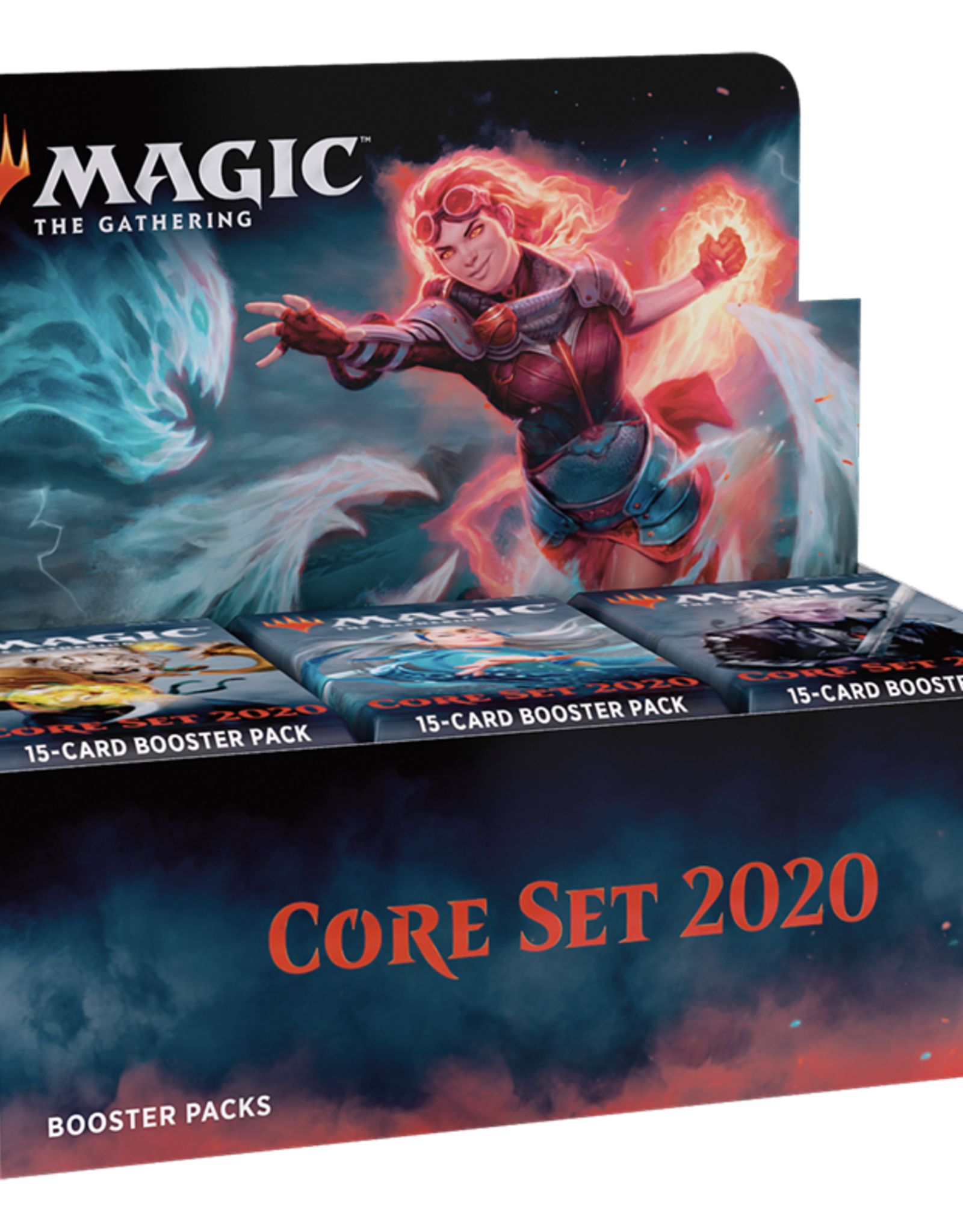 MTG - Core Set MTG - Core Set 2020 Booster Display (36 Packs) - EN