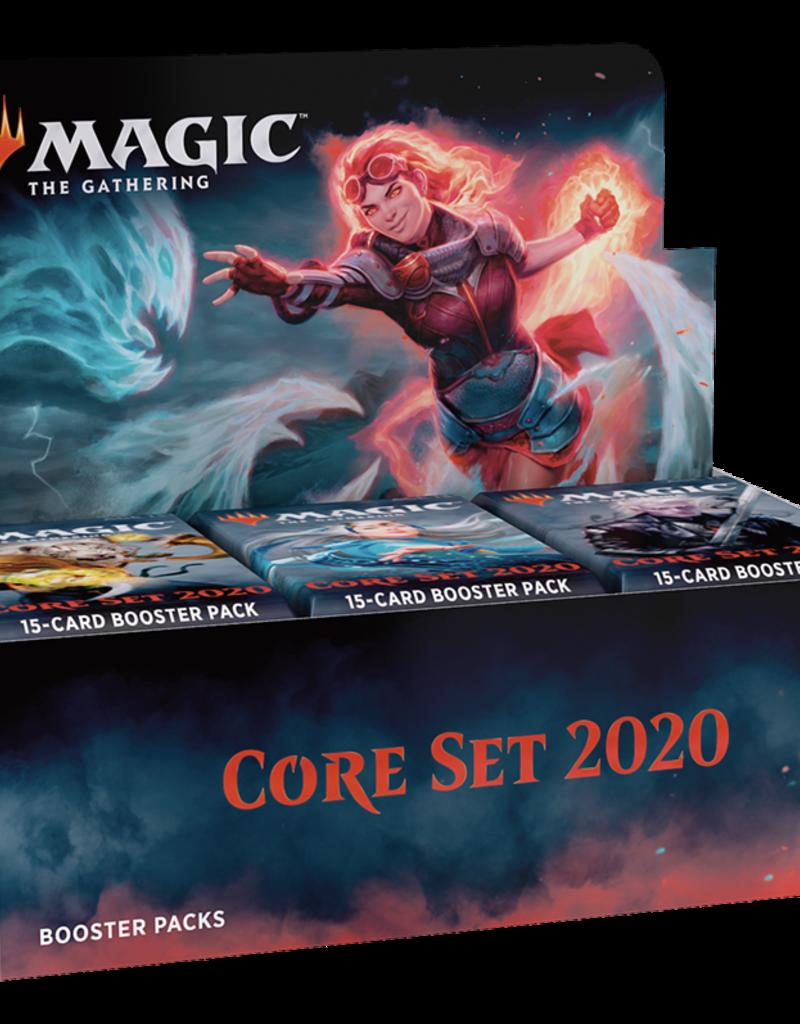 MTG - Core Set MTG - Core Set 2020 Booster Display (36 Packs) - EN