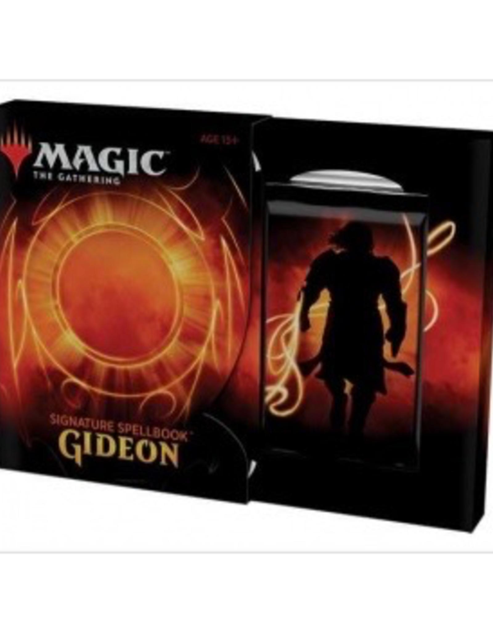 MTG - Spezial Box MTG - Signature Spellbook - Gideon - EN