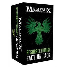 WYR - Malifaux Zubehör Malifaux 3rd Edition - Resurrectionist Faction Pack - EN