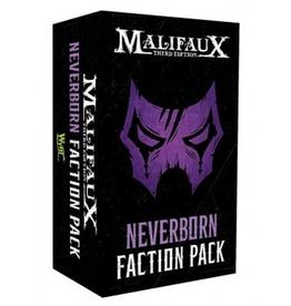 WYR - Malifaux Zubehör Malifaux 3rd Edition - Neverborn Faction Pack - EN