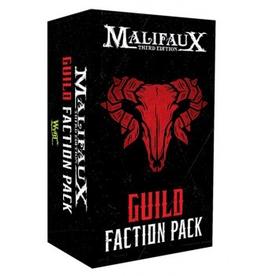 WYR - Malifaux Zubehör Malifaux 3rd Edition - Guild Faction Pack - EN
