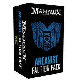 WYR - Malifaux Zubehör Malifaux 3rd Edition - Arcanist Faction Pack - EN