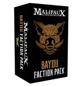 WYR - Malifaux Zubehör Malifaux 3rd Edition - Bayou Faction Pack - EN