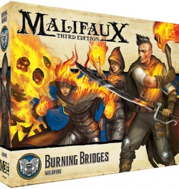 WYR - Malifaux Miniaturen Malifaux 3rd Edition - Burning Bridges - EN