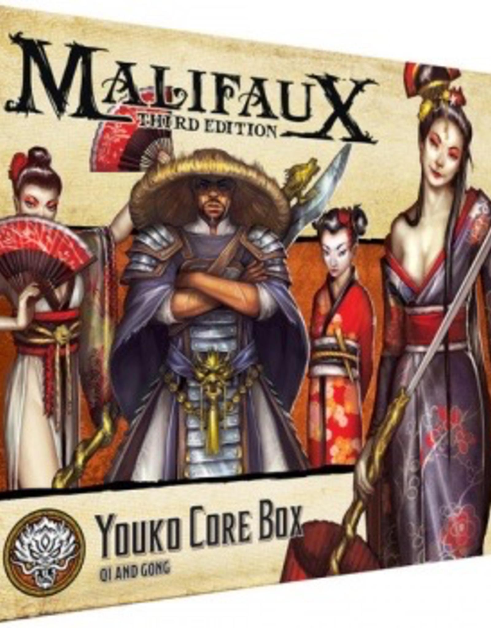 WYR - Malifaux Miniaturen Malifaux 3rd Edition - Youko Core Box - EN