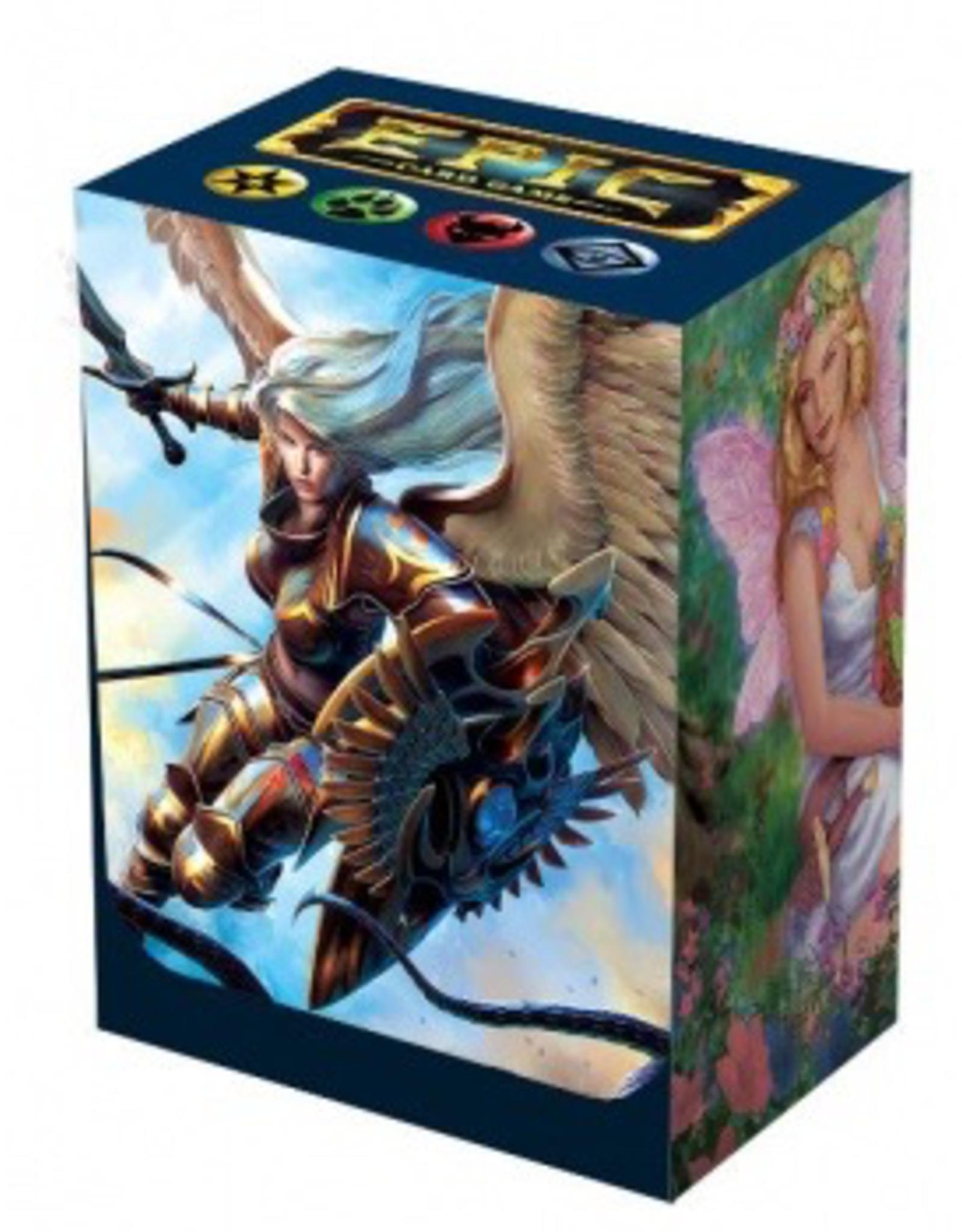 Legion - Zubehör Legion - Deckbox - Epic Deck Box
