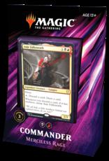 MTG - Commander MTG - Commander 2019 Deck Merciless Rage - EN