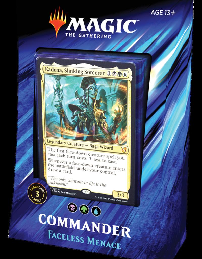 MTG - Commander MTG - Commander 2019 Deck Faceless Menace - EN