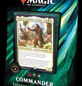MTG - Commander MTG - Commander 2019 Deck Entfesselte Entstehung - DE