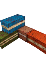 MicroArt - Scenery Containers (4)