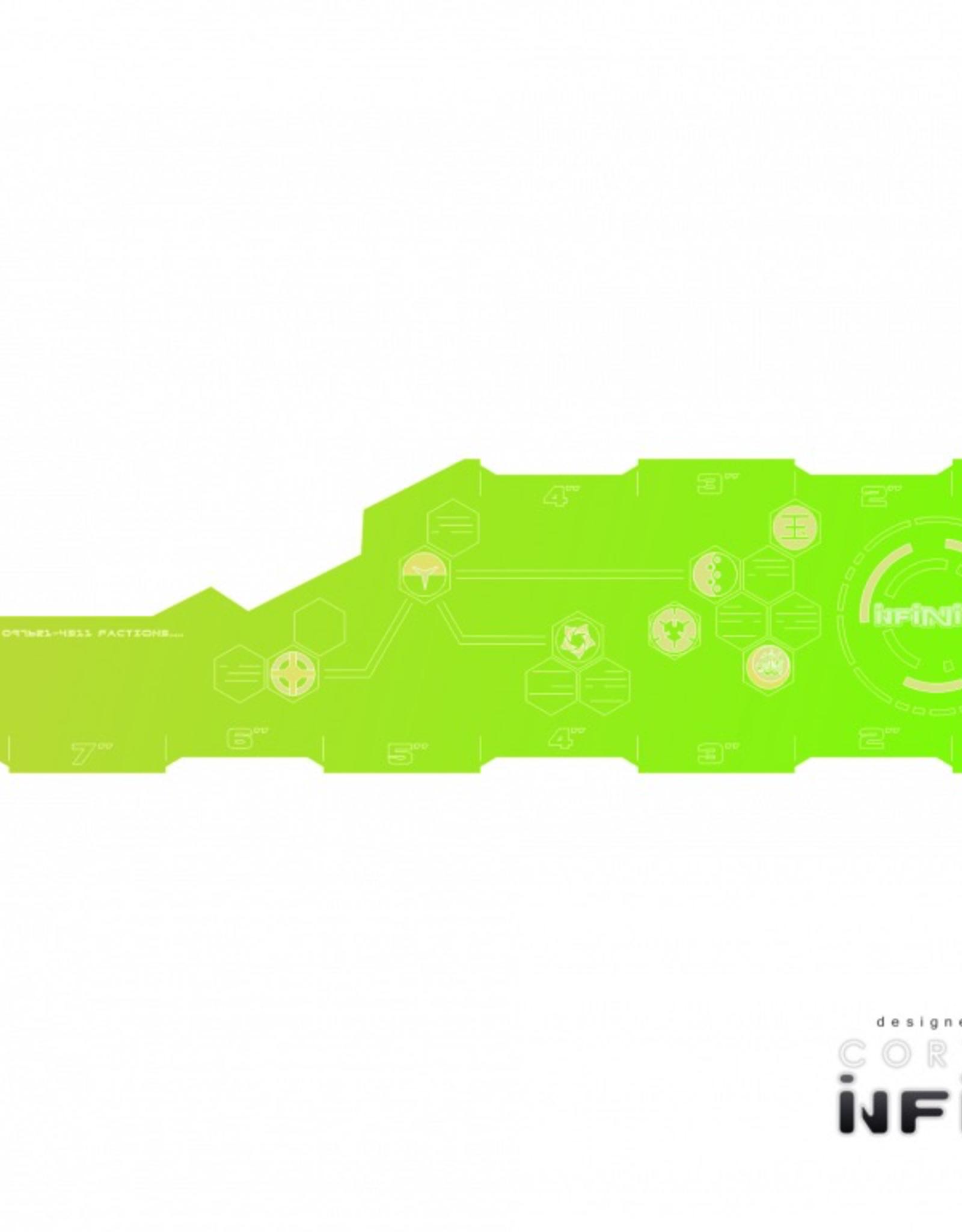 MicroArt - Zubehör Infinity Range Card INCH Green (1)