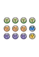 MicroArt - Zubehör Infinity Token Set Fireteams (12)