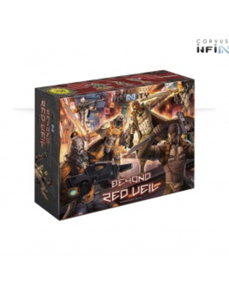 CB - Infinity Infinity: Beyond Red Veil Expansion Pack - EN