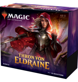 MTG - Throne of Eldraine MTG - Throne of Eldraine Bundle - DE