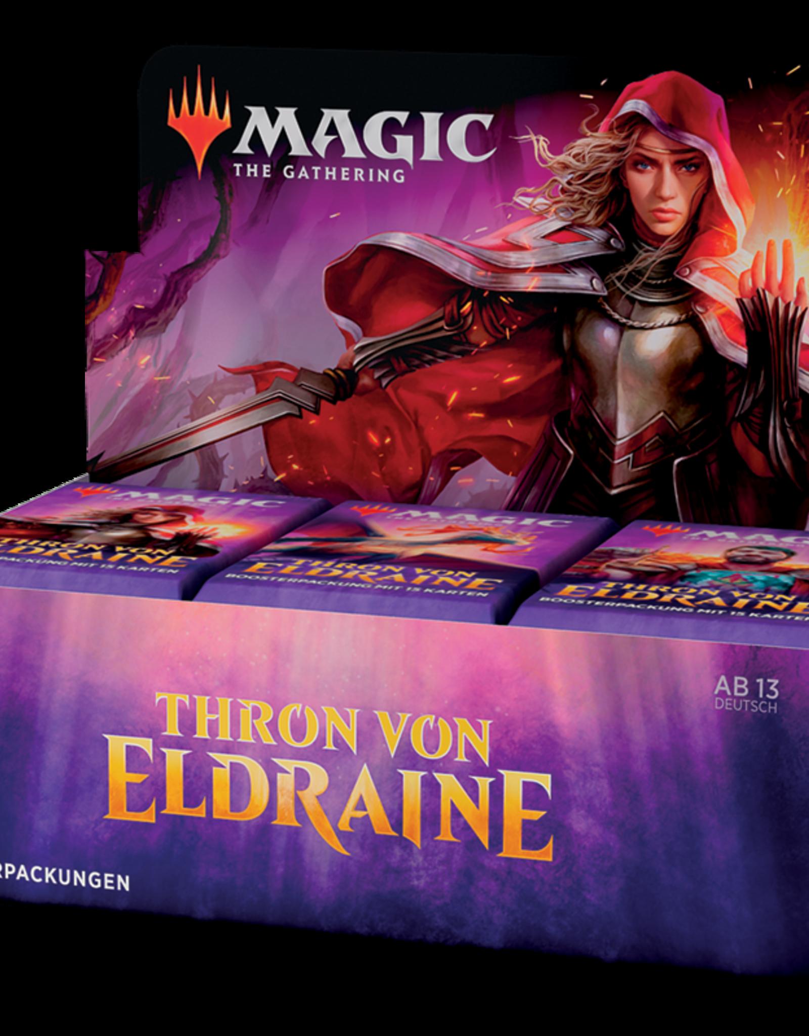 MTG - Throne of Eldraine MTG - Throne of Eldraine Booster Display (36 Packs) - DE