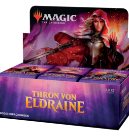 MTG - Throne of Eldraine MTG - Throne of Eldraine Booster Display (36 Packs) - DE