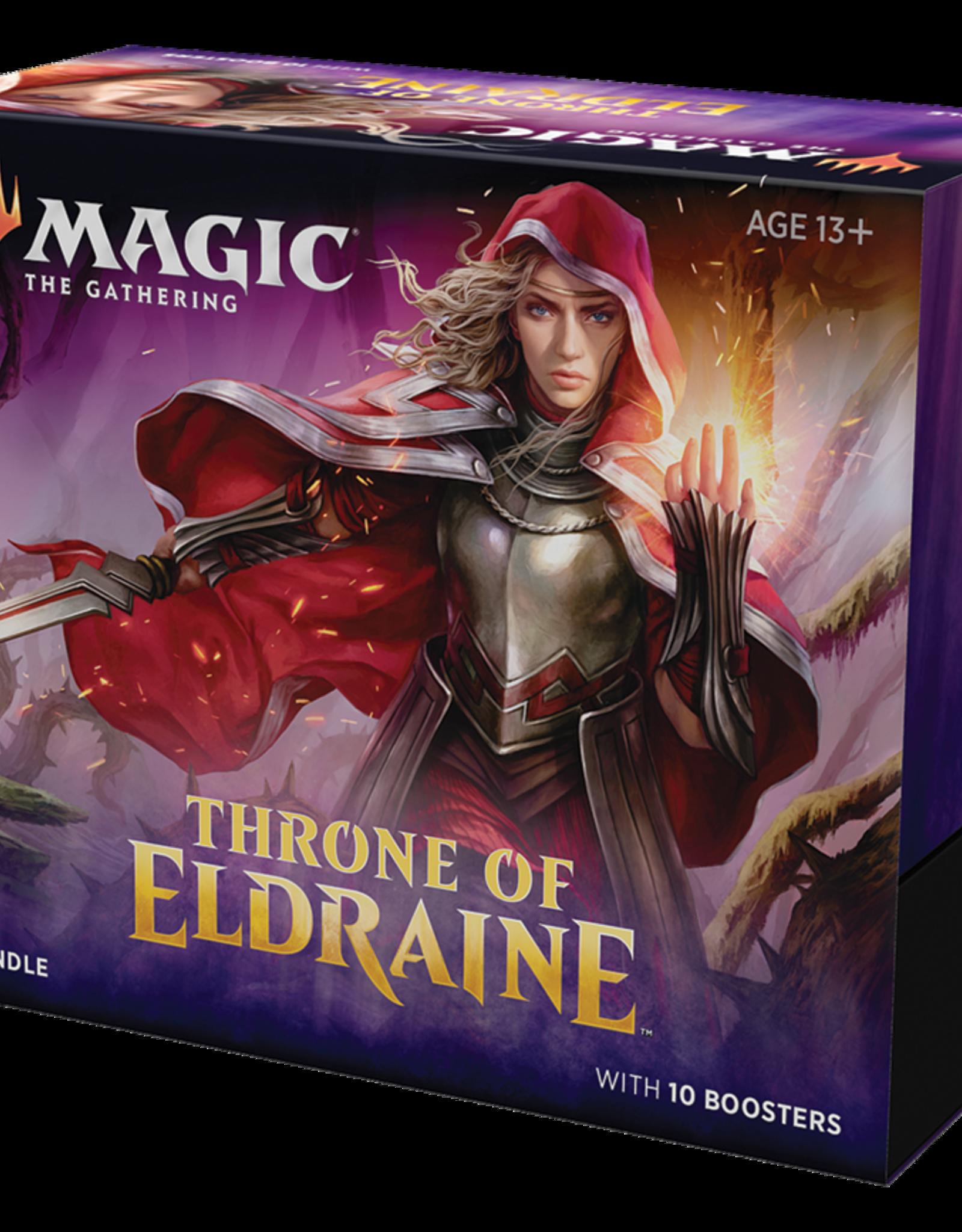 MTG - Throne of Eldraine MTG - Throne of Eldraine Bundle - EN